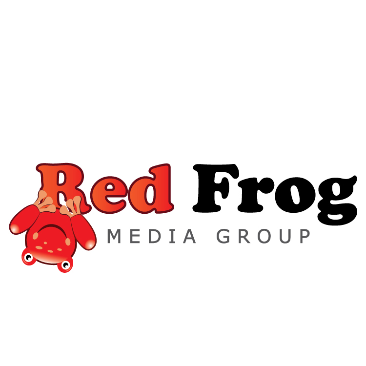Logo Design by Dan Cristian - Entry No. 64 in the Logo Design Contest New Logo Design for Red Frog Media Group.