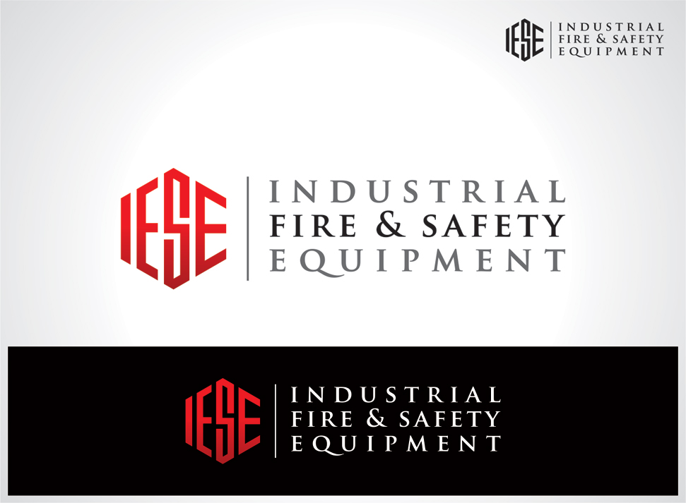 Logo Design by vdhadse - Entry No. 368 in the Logo Design Contest New Logo Design for Industrial Fire and Safety Equipment, Inc..