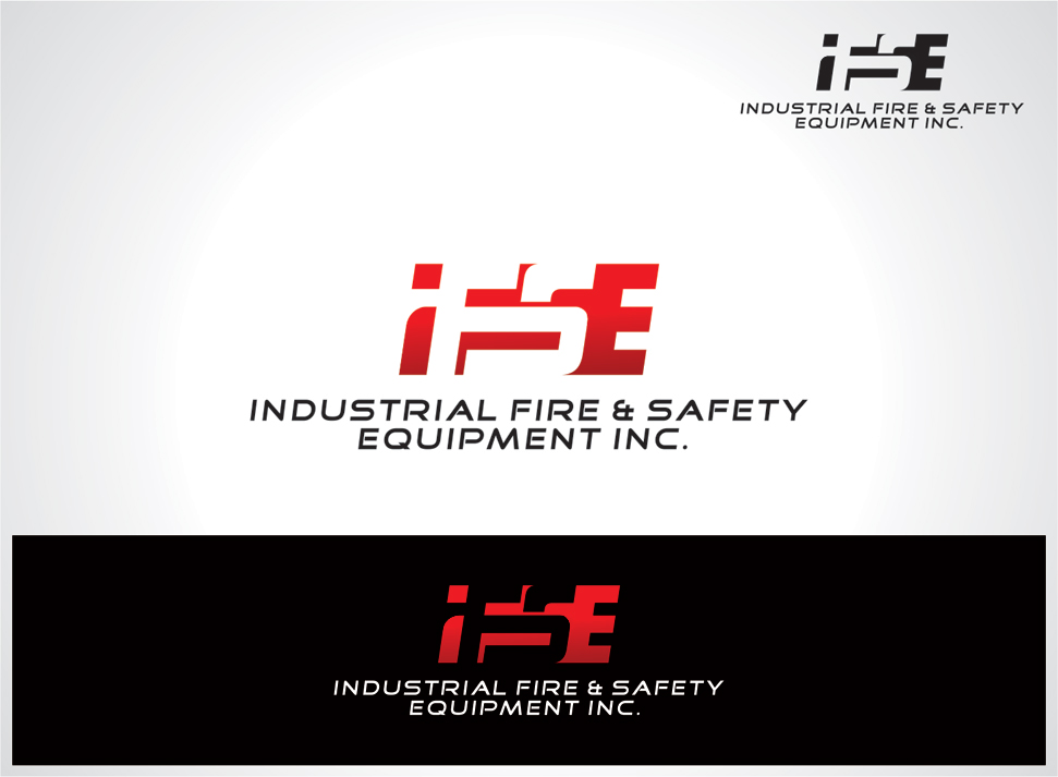 Logo Design by vdhadse - Entry No. 369 in the Logo Design Contest New Logo Design for Industrial Fire and Safety Equipment, Inc..