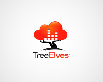 Logo Design by Immo0~ - Entry No. 13 in the Logo Design Contest New Logo Design for Tree Elves.