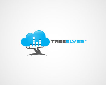 Logo Design by Immo0~ - Entry No. 14 in the Logo Design Contest New Logo Design for Tree Elves.