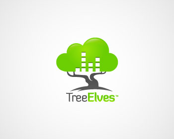 Logo Design by Immo0~ - Entry No. 15 in the Logo Design Contest New Logo Design for Tree Elves.