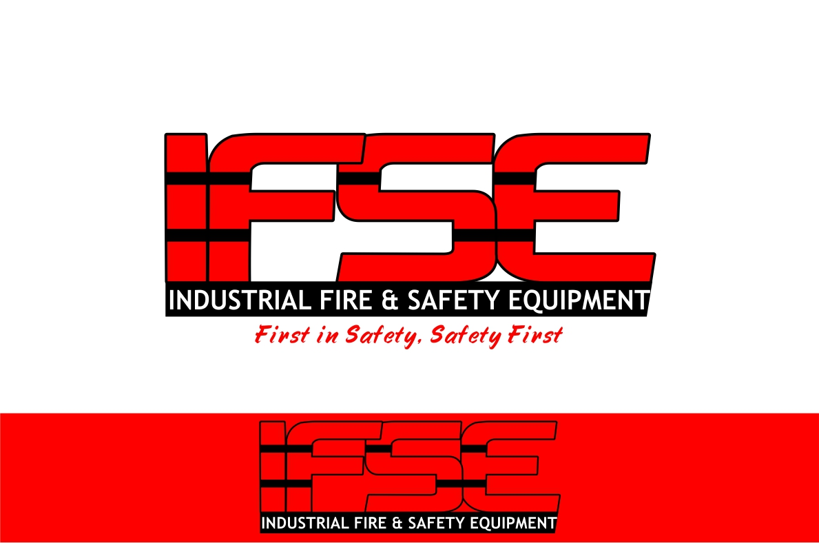 Logo Design by dzoker - Entry No. 378 in the Logo Design Contest New Logo Design for Industrial Fire and Safety Equipment, Inc..