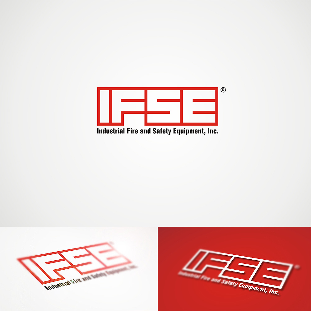 Logo Design by Private User - Entry No. 382 in the Logo Design Contest New Logo Design for Industrial Fire and Safety Equipment, Inc..