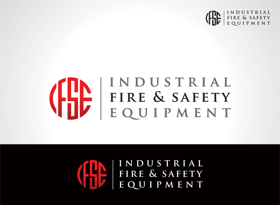 Logo Design by vdhadse - Entry No. 383 in the Logo Design Contest New Logo Design for Industrial Fire and Safety Equipment, Inc..