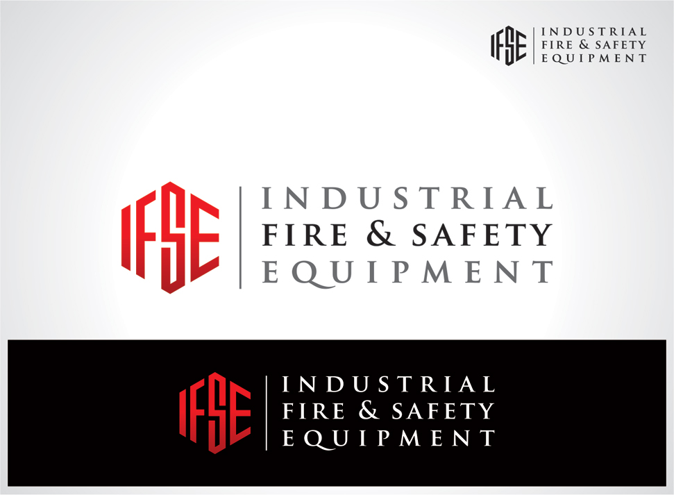 Logo Design by vdhadse - Entry No. 384 in the Logo Design Contest New Logo Design for Industrial Fire and Safety Equipment, Inc..
