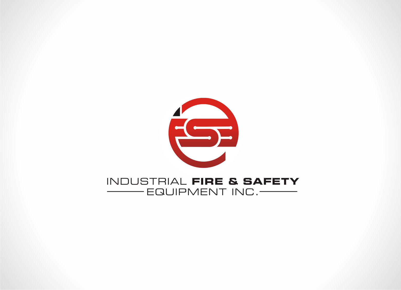 Logo Design by lovag - Entry No. 388 in the Logo Design Contest New Logo Design for Industrial Fire and Safety Equipment, Inc..