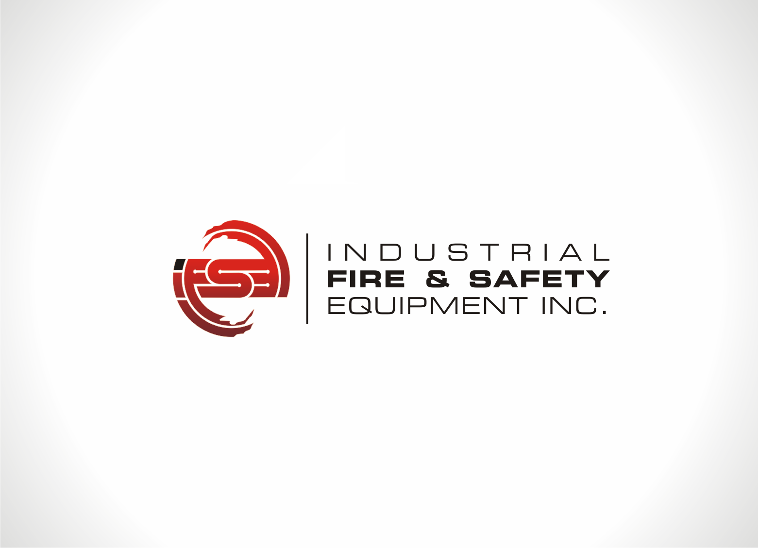 Logo Design by lovag - Entry No. 390 in the Logo Design Contest New Logo Design for Industrial Fire and Safety Equipment, Inc..