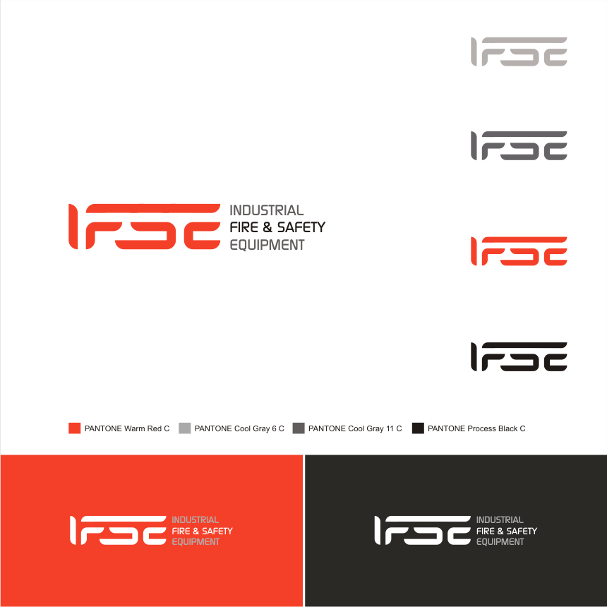 Logo Design by FlixDesign - Entry No. 396 in the Logo Design Contest New Logo Design for Industrial Fire and Safety Equipment, Inc..