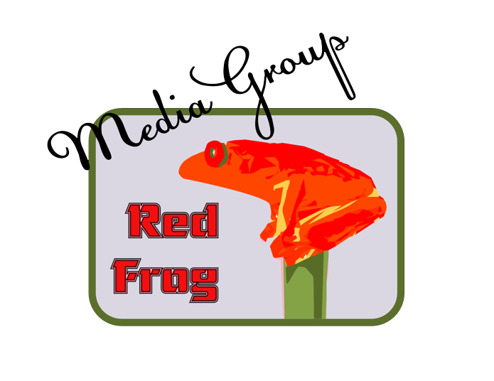 Logo Design by Private User - Entry No. 66 in the Logo Design Contest New Logo Design for Red Frog Media Group.