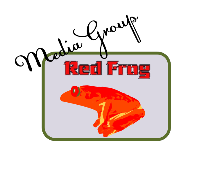 Logo Design by Private User - Entry No. 67 in the Logo Design Contest New Logo Design for Red Frog Media Group.