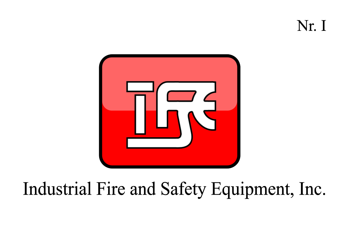Logo Design by Private User - Entry No. 407 in the Logo Design Contest New Logo Design for Industrial Fire and Safety Equipment, Inc..