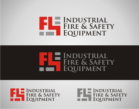 Logo Design by Thernzkie - Entry No. 419 in the Logo Design Contest New Logo Design for Industrial Fire and Safety Equipment, Inc..