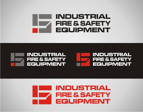 Logo Design by Thernzkie - Entry No. 423 in the Logo Design Contest New Logo Design for Industrial Fire and Safety Equipment, Inc..