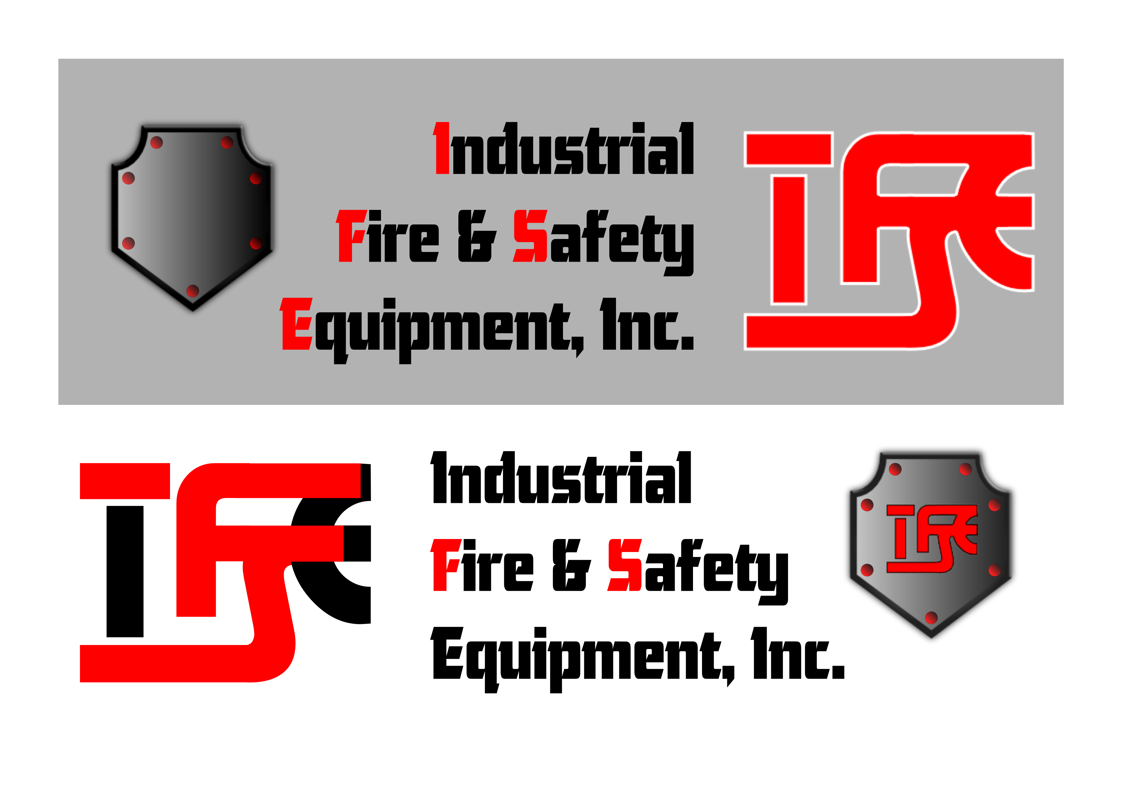 Logo Design by Private User - Entry No. 426 in the Logo Design Contest New Logo Design for Industrial Fire and Safety Equipment, Inc..