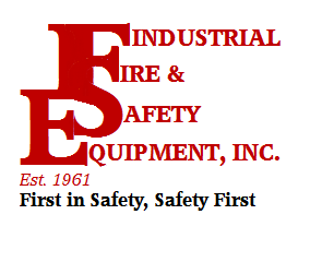 Logo Design by Impromptu_images - Entry No. 437 in the Logo Design Contest New Logo Design for Industrial Fire and Safety Equipment, Inc..