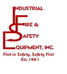 Logo Design by Impromptu_images - Entry No. 438 in the Logo Design Contest New Logo Design for Industrial Fire and Safety Equipment, Inc..