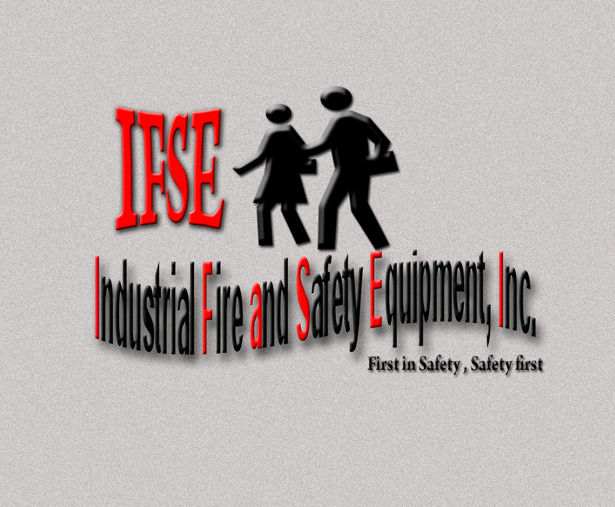 Logo Design by james007 - Entry No. 442 in the Logo Design Contest New Logo Design for Industrial Fire and Safety Equipment, Inc..