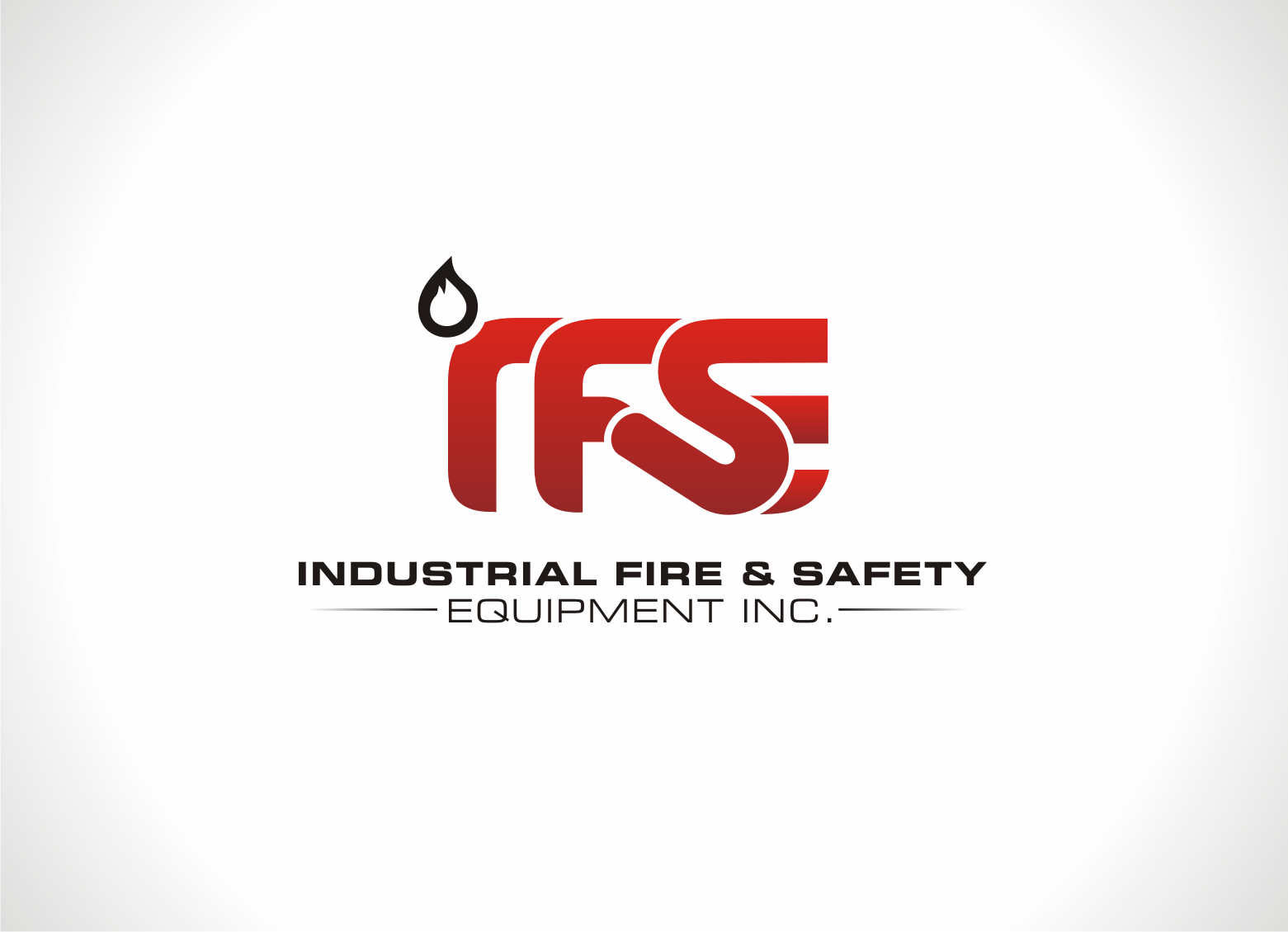 Logo Design by lovag - Entry No. 449 in the Logo Design Contest New Logo Design for Industrial Fire and Safety Equipment, Inc..