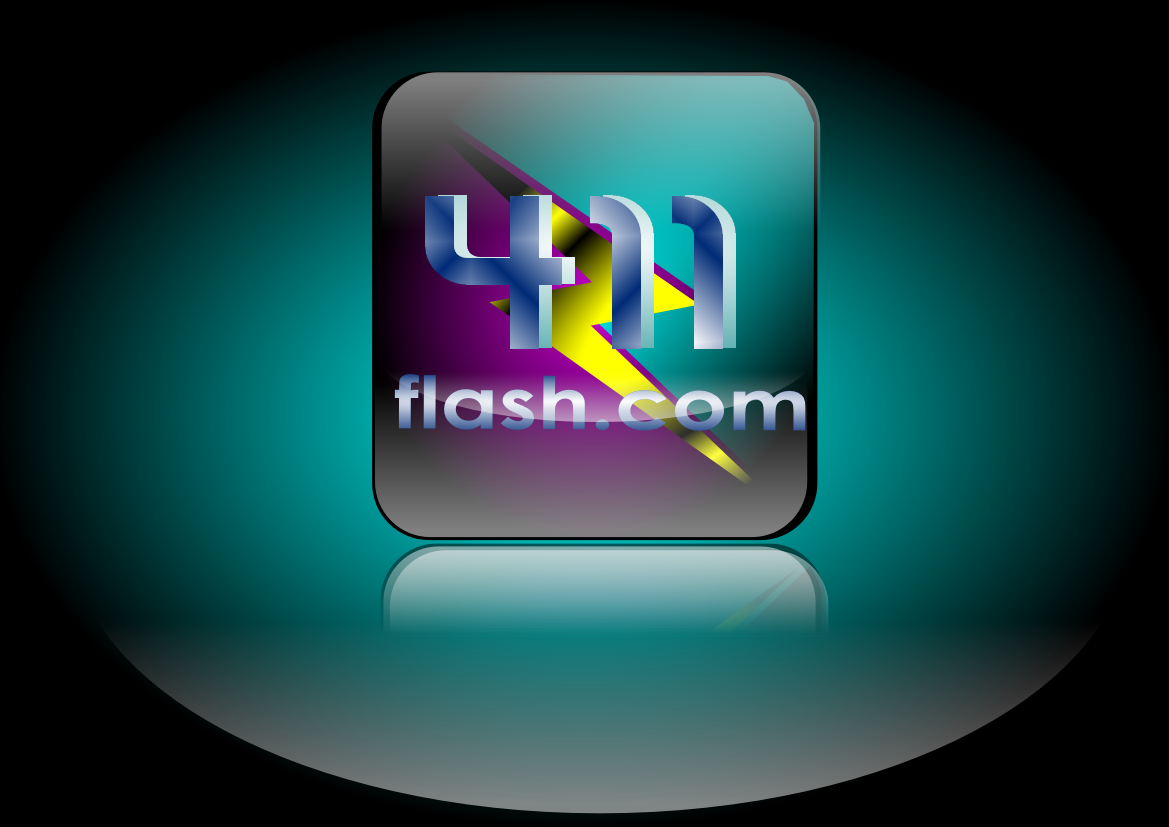 Logo Design by Heri Susanto - Entry No. 80 in the Logo Design Contest 411Flash Logo Design.