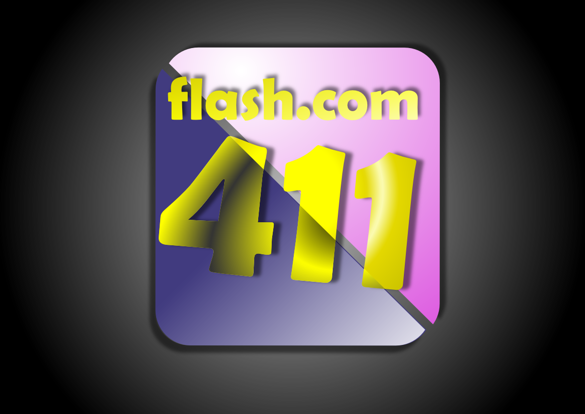 Logo Design by Heri Susanto - Entry No. 81 in the Logo Design Contest 411Flash Logo Design.