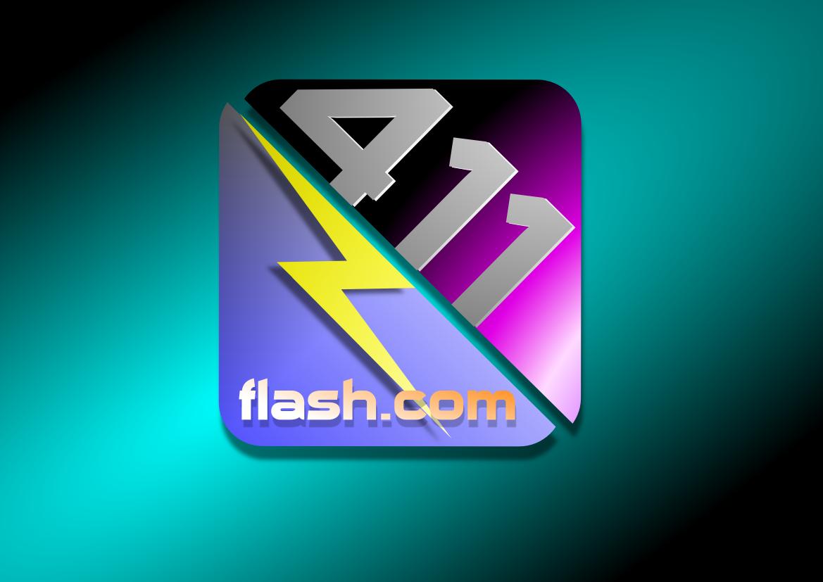 Logo Design by Heri Susanto - Entry No. 82 in the Logo Design Contest 411Flash Logo Design.