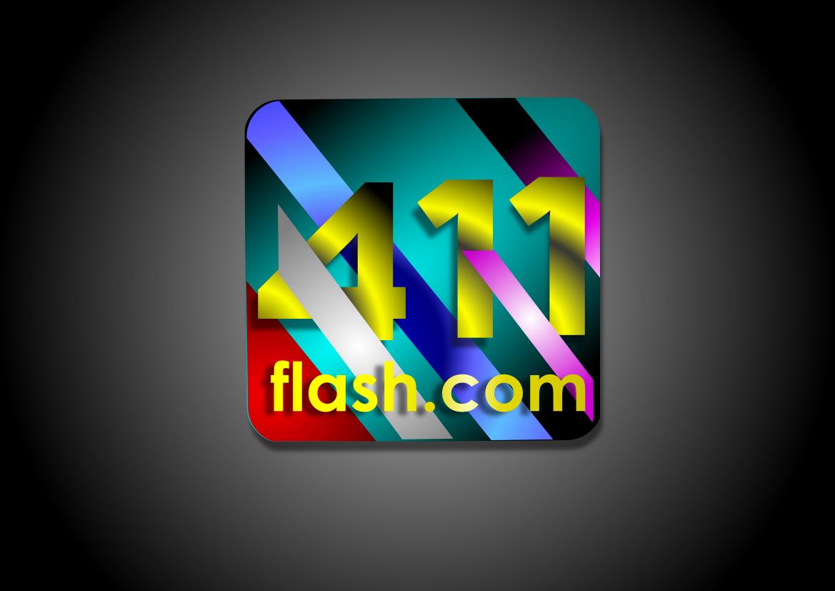 Logo Design by Heri Susanto - Entry No. 83 in the Logo Design Contest 411Flash Logo Design.