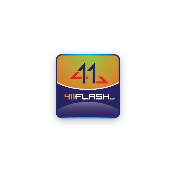 Logo Design by sdilmob - Entry No. 88 in the Logo Design Contest 411Flash Logo Design.