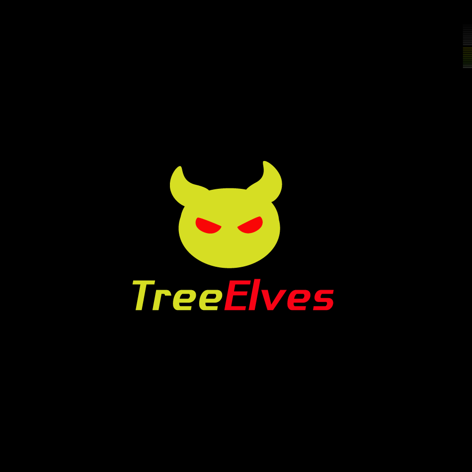 Logo Design by moonflower - Entry No. 29 in the Logo Design Contest New Logo Design for Tree Elves.