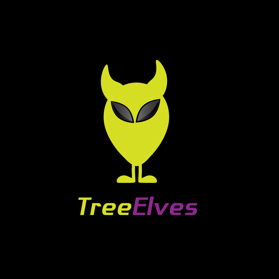 Logo Design by moonflower - Entry No. 31 in the Logo Design Contest New Logo Design for Tree Elves.