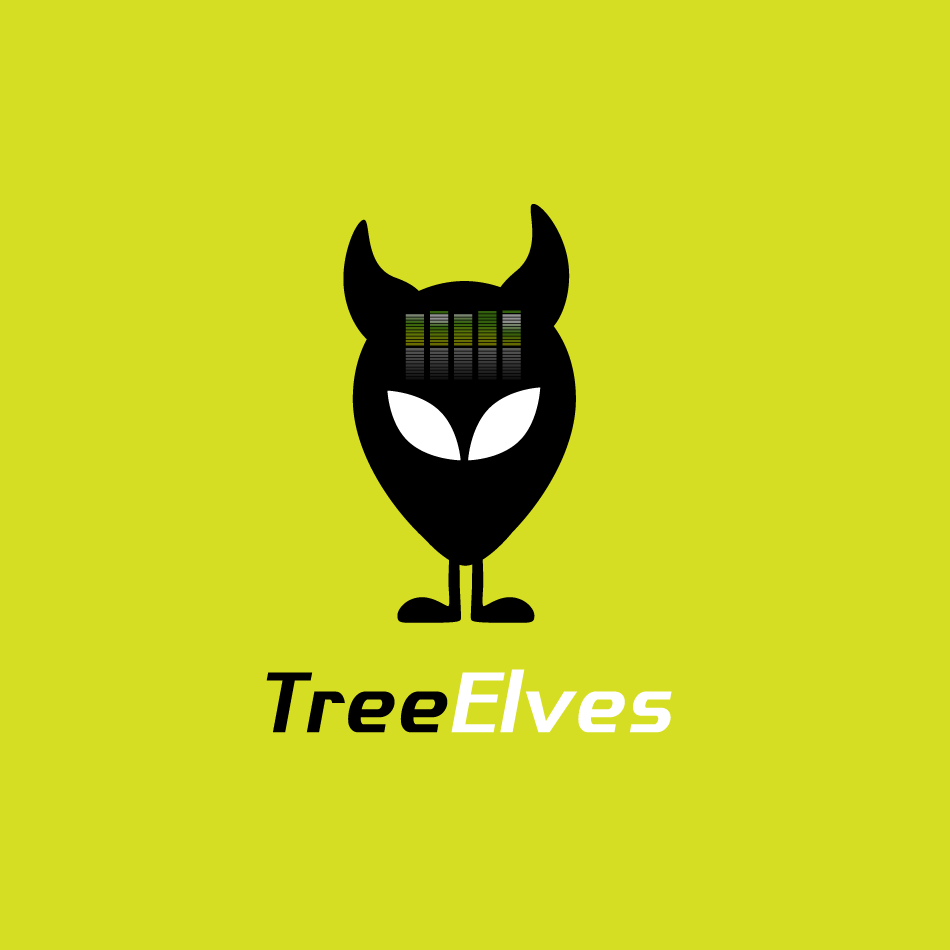 Logo Design by moonflower - Entry No. 32 in the Logo Design Contest New Logo Design for Tree Elves.