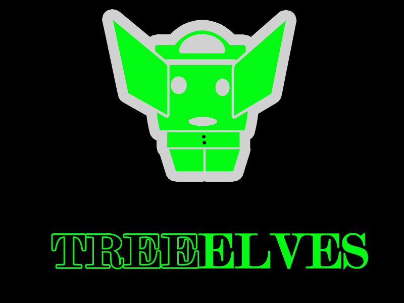 Logo Design by yanzabuza - Entry No. 42 in the Logo Design Contest New Logo Design for Tree Elves.