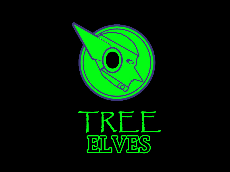 Logo Design by yanzabuza - Entry No. 44 in the Logo Design Contest New Logo Design for Tree Elves.