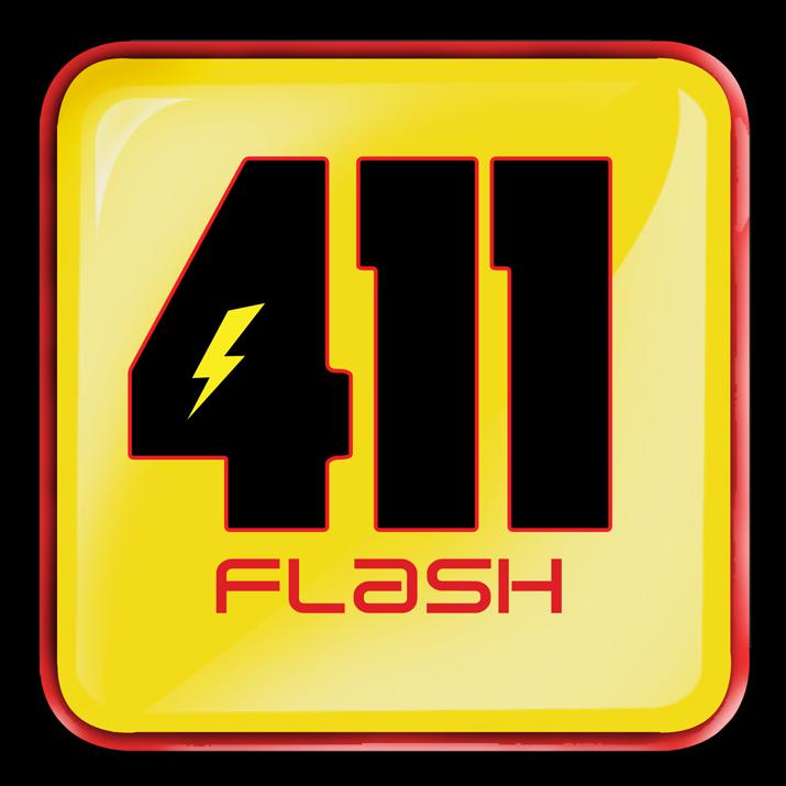 Logo Design by robken0174 - Entry No. 103 in the Logo Design Contest 411Flash Logo Design.