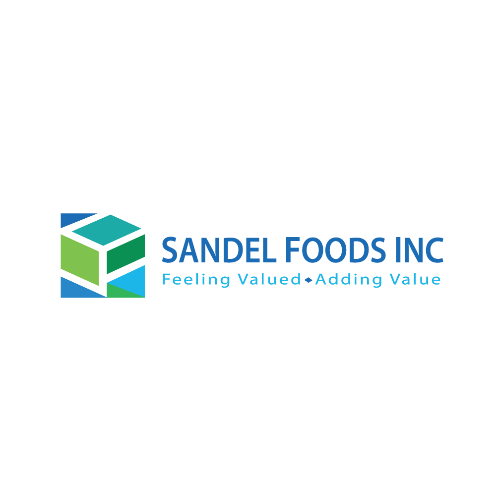 Logo Design by rockin - Entry No. 3 in the Logo Design Contest Fun Logo Design for Sandel Foods Inc.