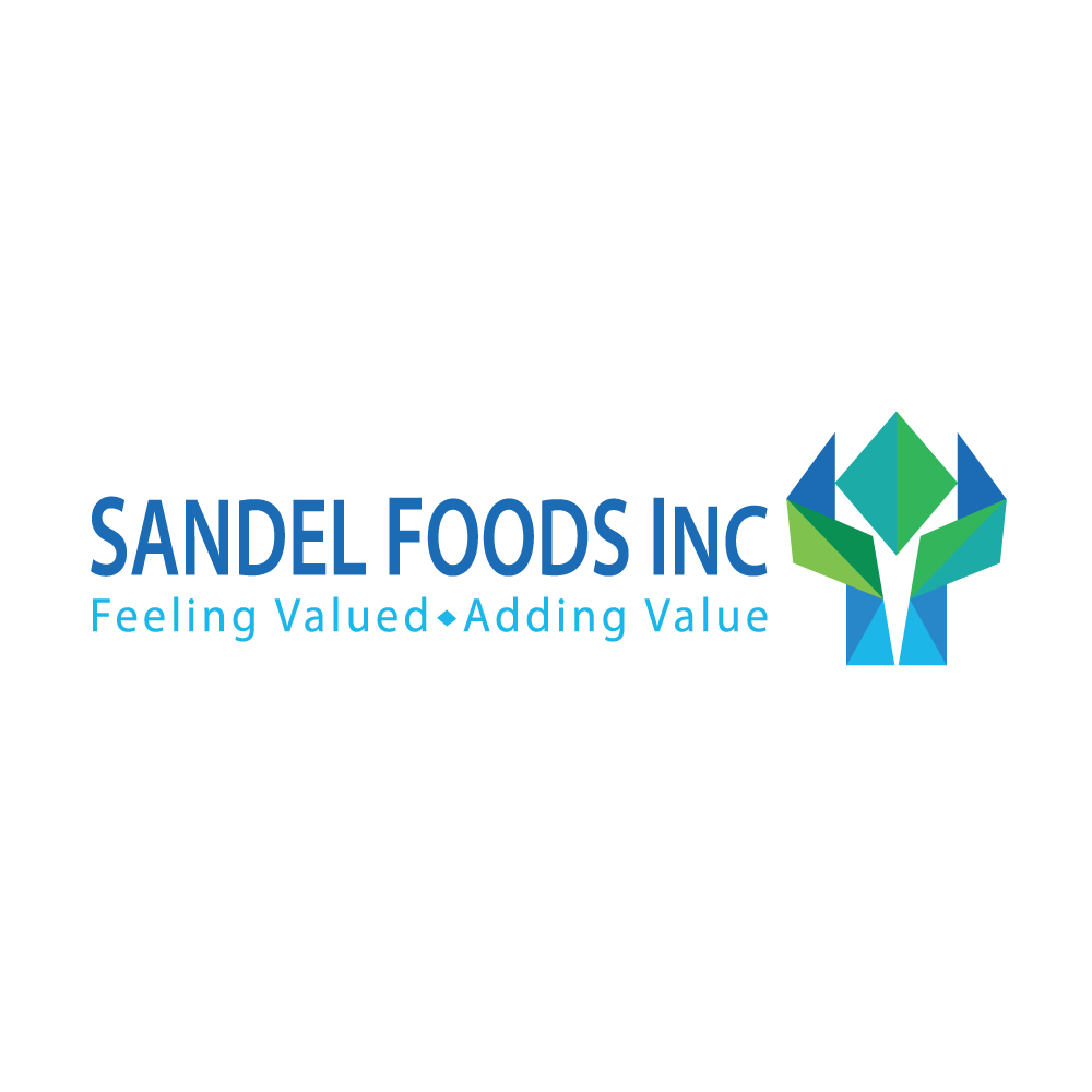 Logo Design by rockin - Entry No. 5 in the Logo Design Contest Fun Logo Design for Sandel Foods Inc.