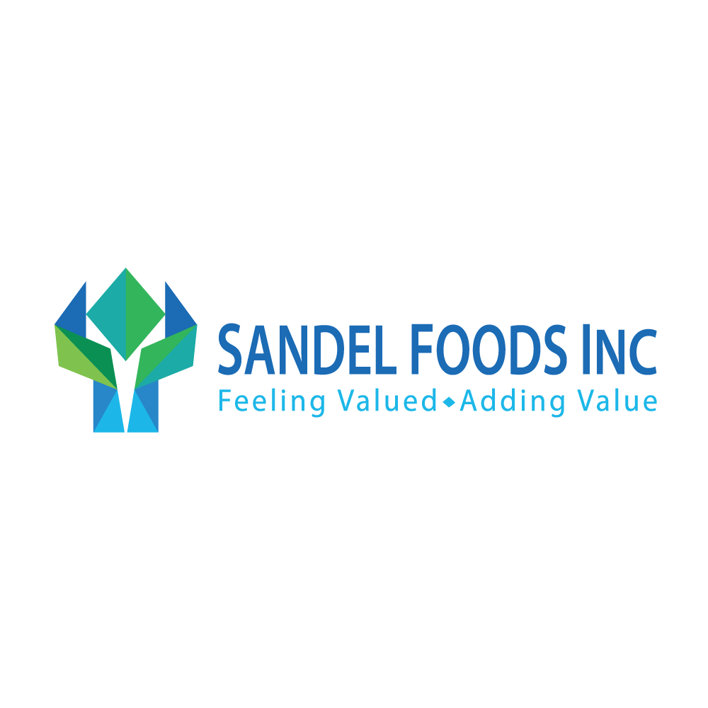 Logo Design by rockin - Entry No. 6 in the Logo Design Contest Fun Logo Design for Sandel Foods Inc.