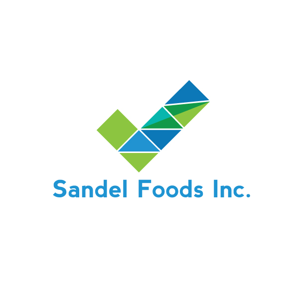 Logo Design by storm - Entry No. 10 in the Logo Design Contest Fun Logo Design for Sandel Foods Inc.