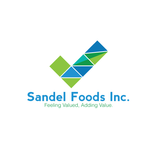 Logo Design by storm - Entry No. 11 in the Logo Design Contest Fun Logo Design for Sandel Foods Inc.