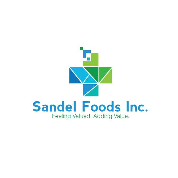 Logo Design by storm - Entry No. 12 in the Logo Design Contest Fun Logo Design for Sandel Foods Inc.