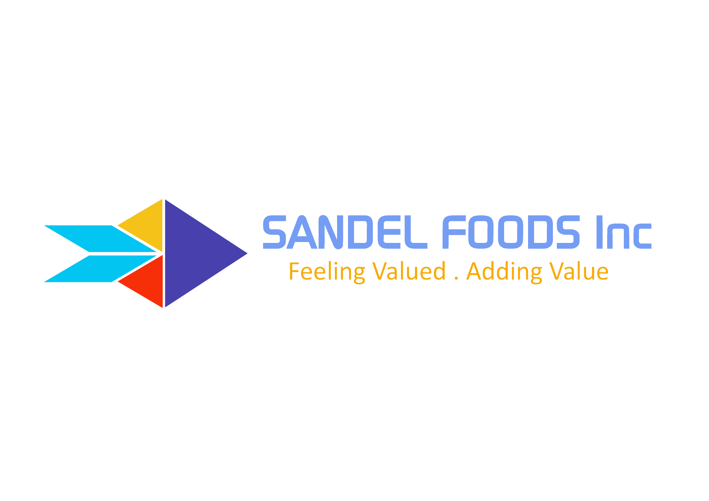Logo Design by Heri Susanto - Entry No. 15 in the Logo Design Contest Fun Logo Design for Sandel Foods Inc.