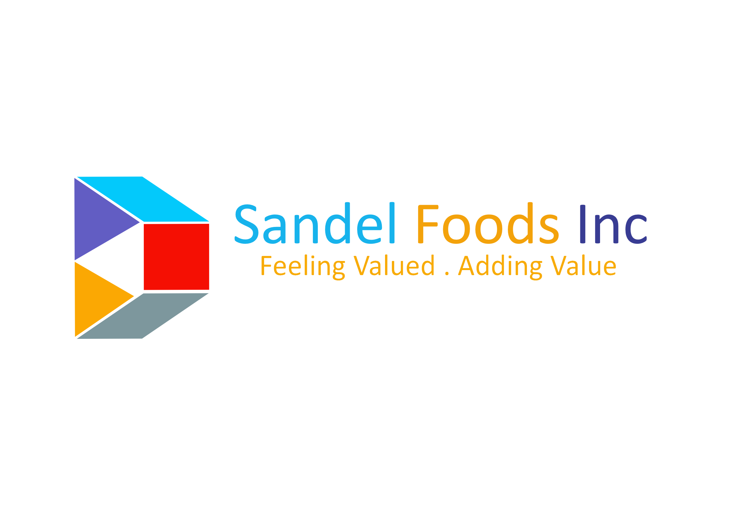 Logo Design by Heri Susanto - Entry No. 16 in the Logo Design Contest Fun Logo Design for Sandel Foods Inc.