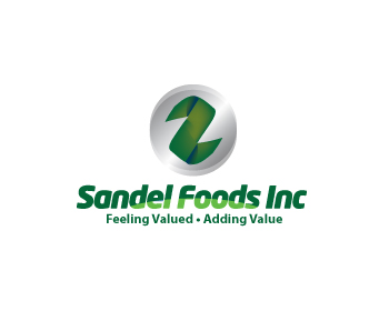 Logo Design by Alexandre - Entry No. 17 in the Logo Design Contest Fun Logo Design for Sandel Foods Inc.