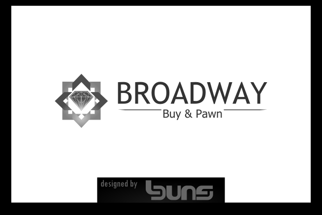 Logo Design by buns - Entry No. 19 in the Logo Design Contest Unique Logo Design Wanted for Broadway Buy & Pawn corp or BNP for short.