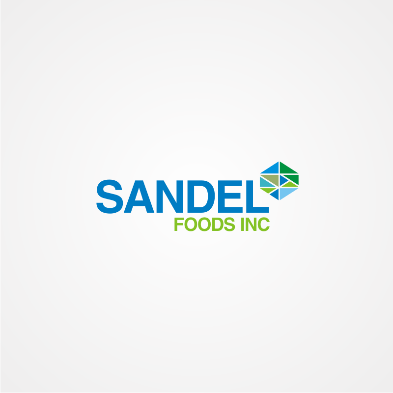 Logo Design by Lukman  Munastan - Entry No. 30 in the Logo Design Contest Fun Logo Design for Sandel Foods Inc.