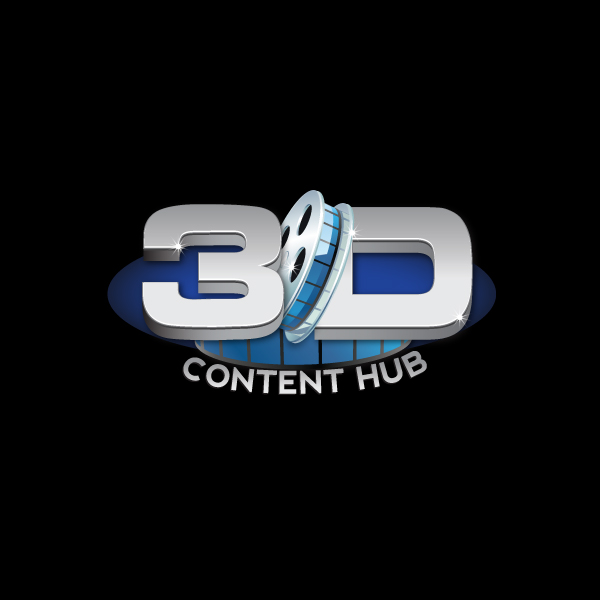 Logo Design by storm - Entry No. 42 in the Logo Design Contest Unique Logo Design Wanted for 3DContentHub (.com).