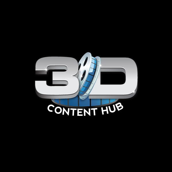 Logo Design by storm - Entry No. 44 in the Logo Design Contest Unique Logo Design Wanted for 3DContentHub (.com).