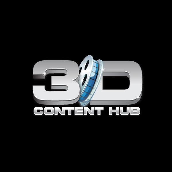 Logo Design by storm - Entry No. 45 in the Logo Design Contest Unique Logo Design Wanted for 3DContentHub (.com).