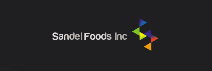 Logo Design by hdesign - Entry No. 31 in the Logo Design Contest Fun Logo Design for Sandel Foods Inc.