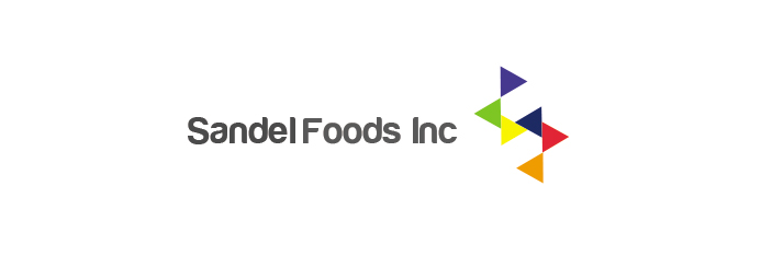 Logo Design by hdesign - Entry No. 32 in the Logo Design Contest Fun Logo Design for Sandel Foods Inc.